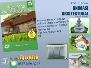 promosi 3ds max animasi arsitektural