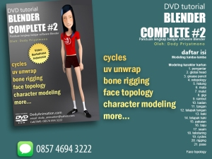 Blender Complete #2 tanpa harga