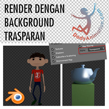 cover trasparent background render blender small