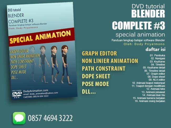 Blender Complete #3 tanpa harga