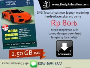 download 3ds max jagoan modeling hardsurface low